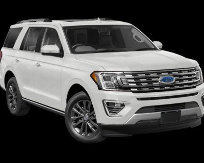 New 2021 Ford Expedition Limited With Navigation & 4WD