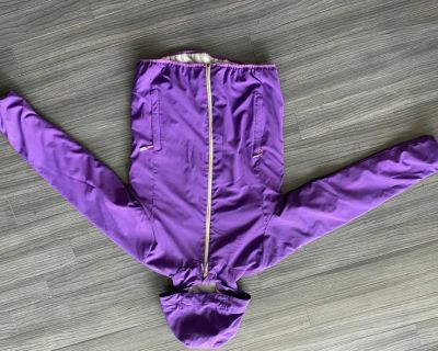 Firefly light coat with fuzzy interior. Excellent condition. Size XL /Size 14