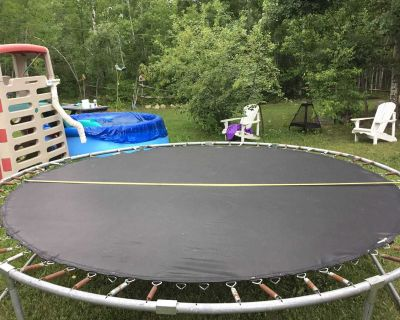 Trampoline May only