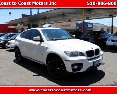 2011 BMW X6 AWD 4dr 35i