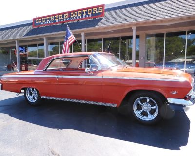 1962 Chevrolet Impala SS 2 DR. Coupe
