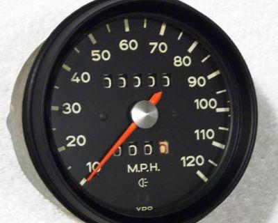 Porsche 914-4 Restored Speedometer Gauge