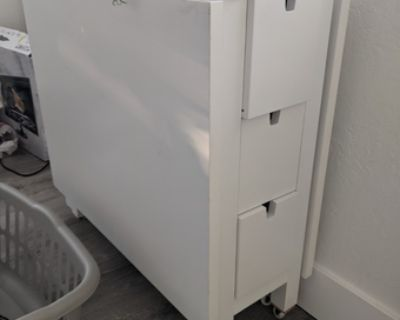 Ikea hallway table/collapsible dining table