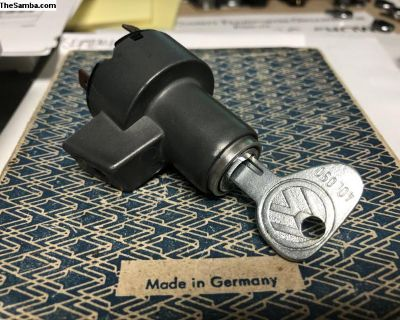 Bus 1967 Only ignition switch 1 OG Witte key