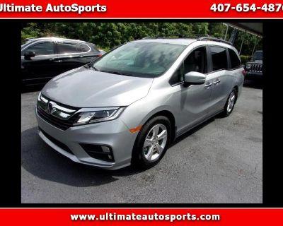 2019 Honda Odyssey EX-L Auto