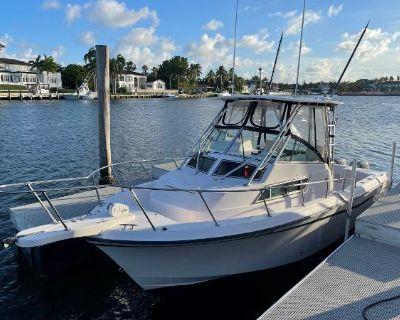 2000 Grady-White Sailfish 27