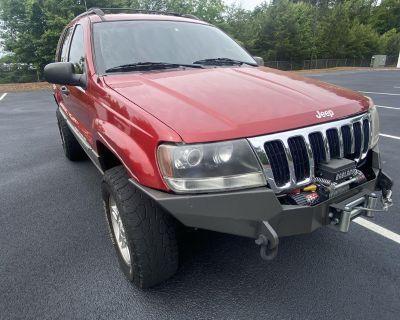 Pre-Owned 2002 Jeep Grand Cherokee Laredo Four Wheel Drive SUV