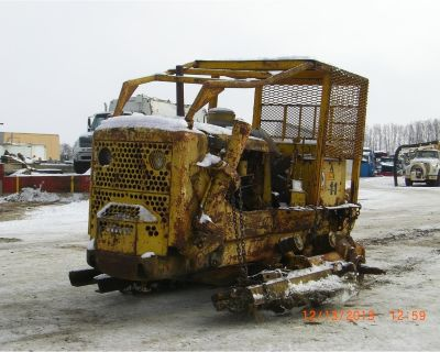 1967 ALLIS CHALMERS HD11 Dozers, Crawler Tractors