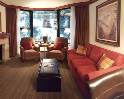 Resort at Squaw Creek 1-Bdrm Suite - Golf, Pools, Ski-in & Out, IceSkate - Olympic Valley