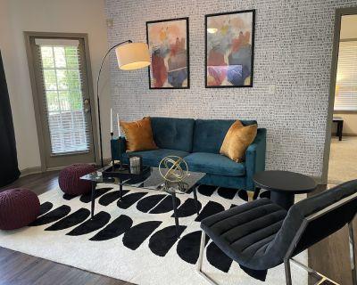 Cozy Modern Apt Sleeps 6 FREE Parking - Piedmont Heights