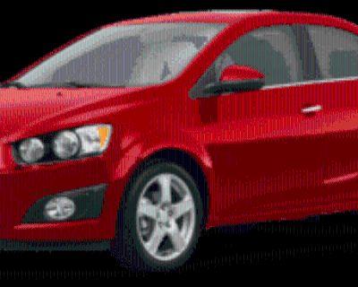 2017 Chevrolet Sonic Premier