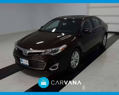 2015 Toyota Avalon XLE Premium
