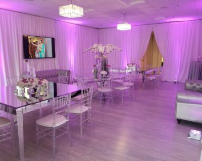 Turn-Key Suburban Event and Meeting Space w/ In-House Decor, GAITHERSBURG, MD