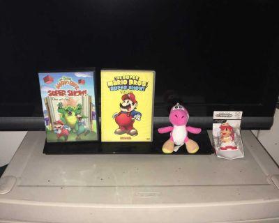 Lot Of Super Mario Bros Stuff