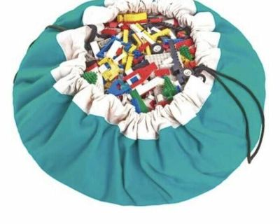 Play and Go toy storage bag