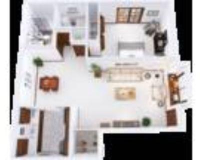 Southfield Apartments - SF Phase I - Cardinal - 1 Bed, 1 Bath