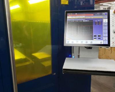 Trumpf Trulaser 3040 4,000 Watt Fiber Laser