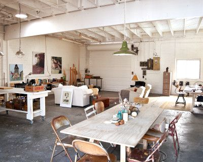 Breezy & Open Industrial Space in Frogtown (Silver Lake / Atwater), Los Angeles, CA