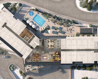 Four Seasons Getaway! Comfy Unit Near Attractions, Pool - Park City
