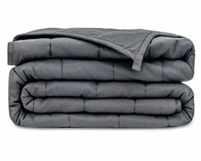 Queen Size Weighted Blanket 15 Pounds 60x80
