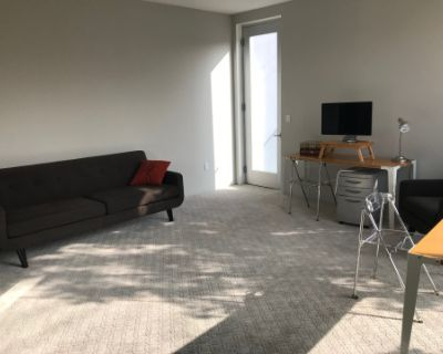 Furnished WeHo Office with Private Balcony & Roof Deck, Los Angeles, CA