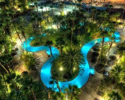 Tahiti Village Resort 2 Bedroom Royal Tahitian Suite Las Vegas! - Enterprise