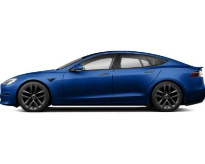 Pre-Owned 2021 Tesla Model S Plaid