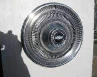 1974-75 CHEVROLET HUBCAPS For Sale
