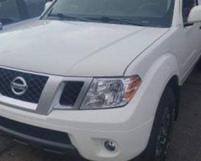 2019 Nissan Frontier PRO-4X