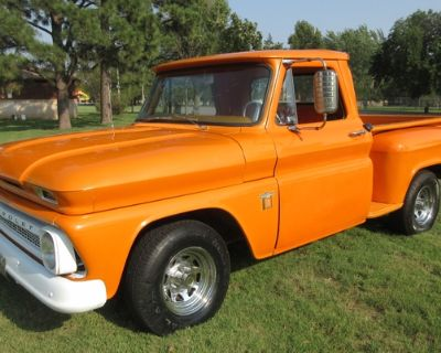 1964 Chevy C10 Pickup - Sells at auction Oct 2