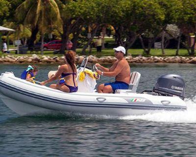 2022 AB Inflatables Oceanus 14 VST