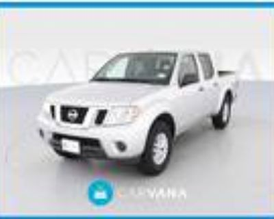 2017 Nissan frontier Silver, 47K miles