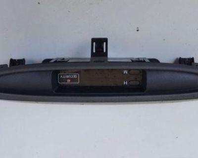 00-03 Nissan Maxima Dash Panel Center Top Clock Display 25820-2y900 Oem