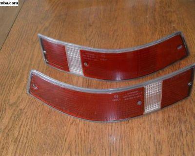 Original, Used, Bosch 911 or 912E Taillight lenses