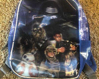Mini star wars backpack