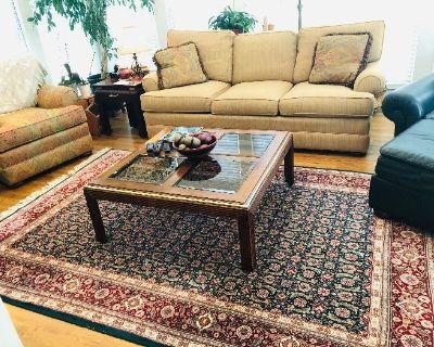 Sensing Transitions Presents a Pristine Exceptional Sandy Springs Estate Sale