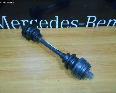 Brand New Genuine Rear Axle Shaft - Mercedes W114/W115 - A1233500410