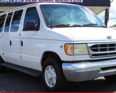 2002 Ford Econoline Wagon E-350 Super Duty XLT