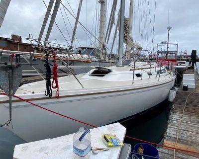 1987 36' Catalina 36