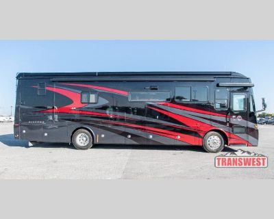 2022 Tiffin Motorhomes Allegro RED 37 BA