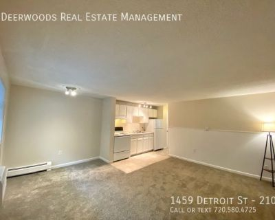 $900 Off First Month -  Mirrored Bedroom Closet, HW Floors, A/C, Pet Friendly