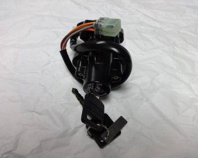 Suzuki Gsxr600/750/1100 Ignition Switch With Keys 1994-1998