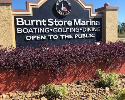 Condo on Golf Course in Gated Community - Burnt Store Marina