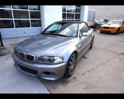 2004 BMW 3 Series M3 2dr Convertible