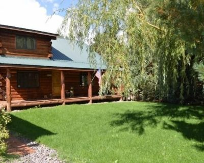 Riverdance Home on the Rio Grande River South Fork Co Sleeps 6 adults - Rivers Edge