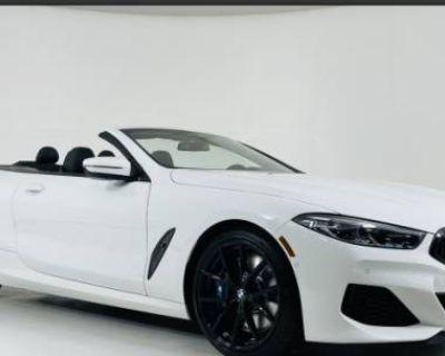 2019 BMW 8 Series M850i