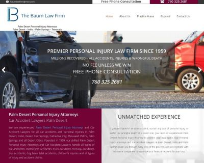 Palm Springs Personal Injury Lawyers