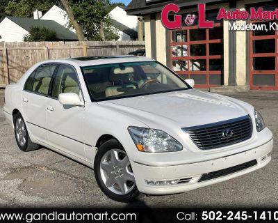 Used 2004 Lexus LS 430 4dr Sdn