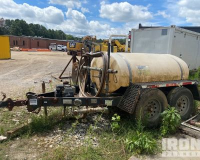 2005 Wylie and Son Water Tank Trailer