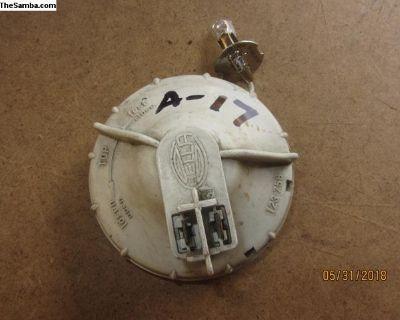 vanagon high beam light cap and bulb A-17